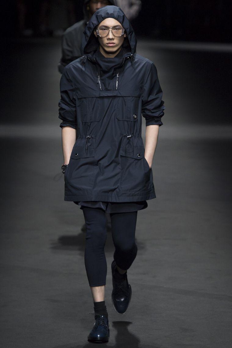 Versace Menswear SS 2017 Milan (30)