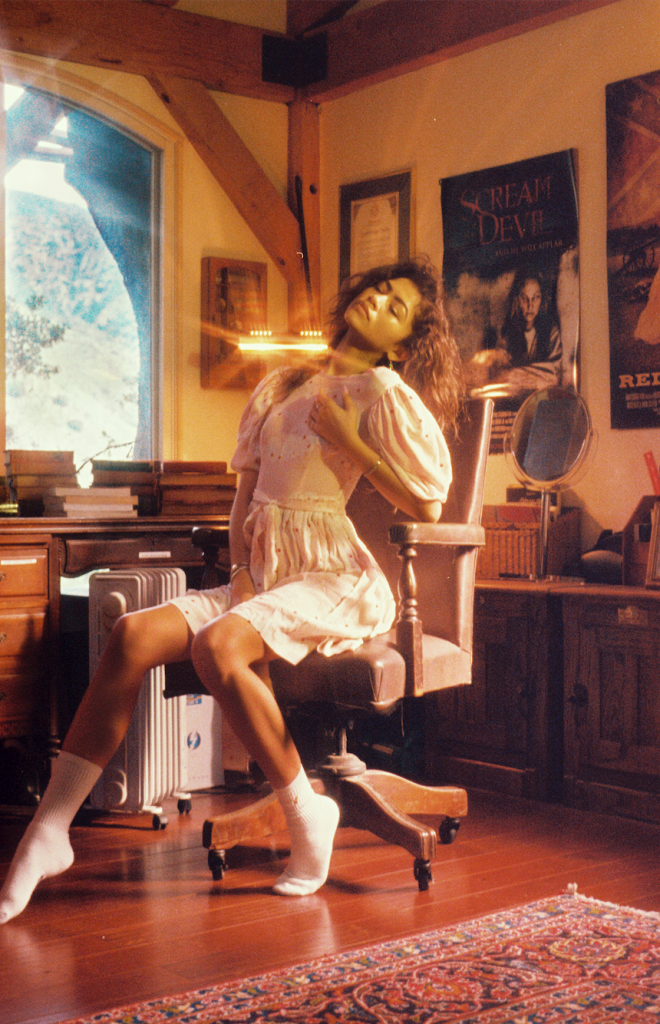 Zendaya by Petra Collins (1)