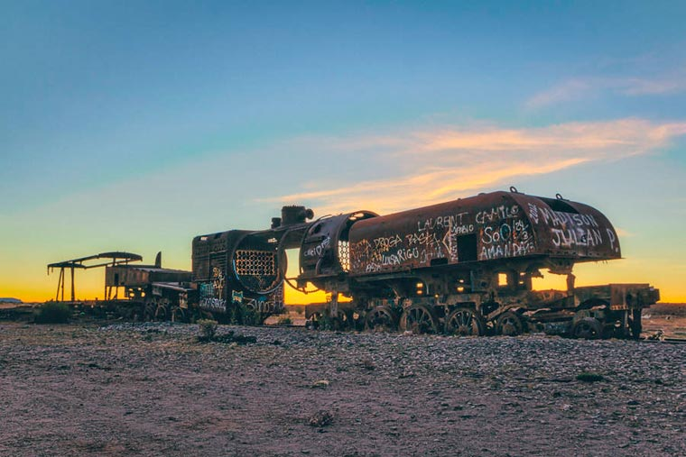 Abandoned Trains in Bolivia by Chris Staring (20)