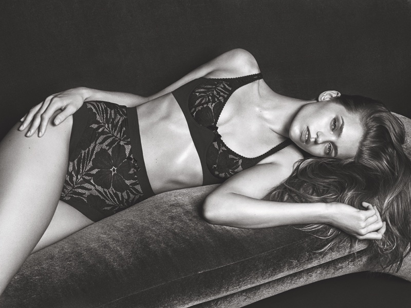 Agent Provocateur's FW 2016 Campaign ft. Abbey Lee Kershaw (1)