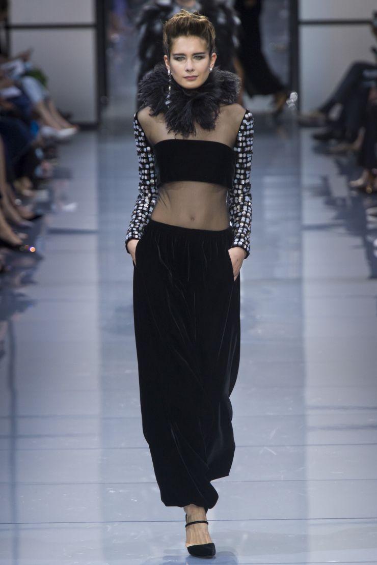 Armani Priv+¬ Haute Couture FW 2016 Paris (21)