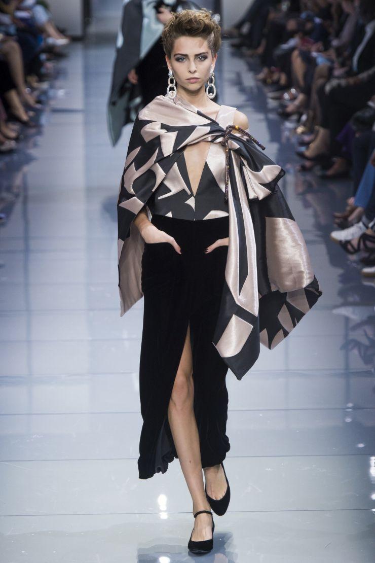 Armani Priv+¬ Haute Couture FW 2016 Paris (35)