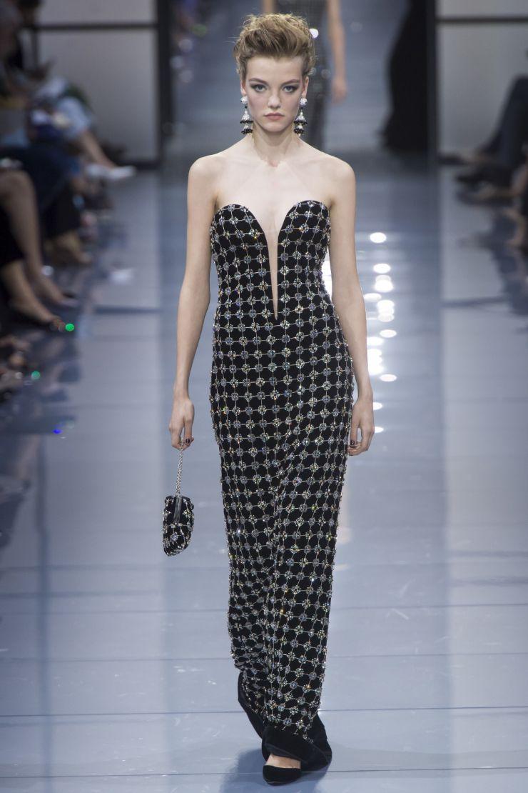 Armani Priv+¬ Haute Couture FW 2016 Paris (46)