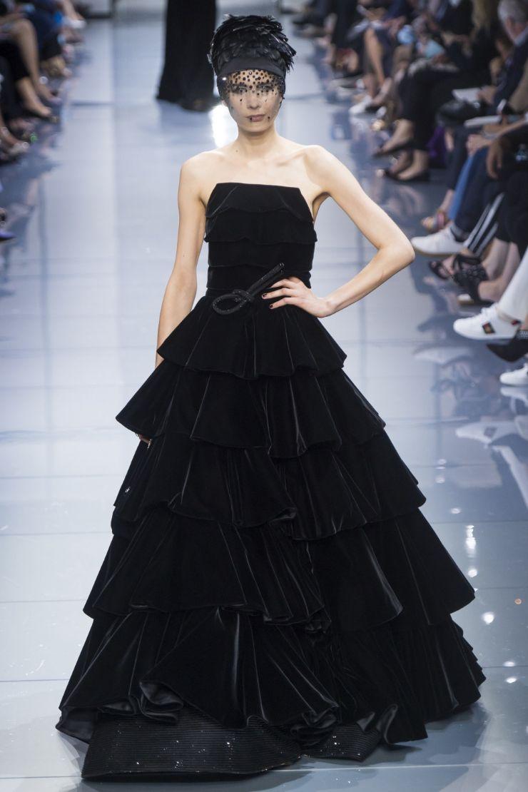 Armani Priv+¬ Haute Couture FW 2016 Paris (54)