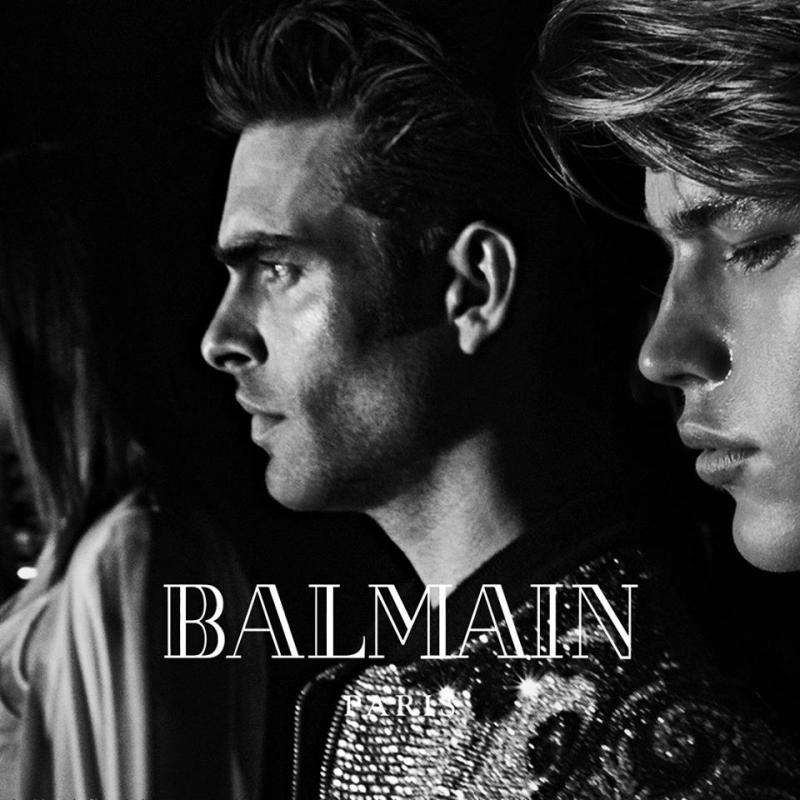 Balmain FW 2016 Campaign by Steven Klein (10)