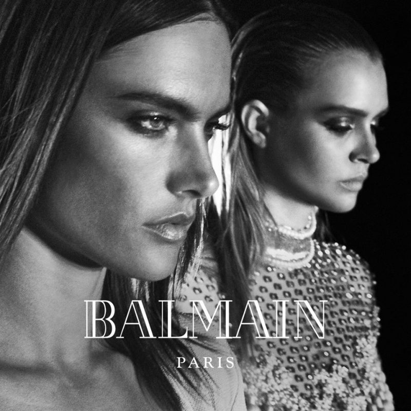 Balmain FW 2016 Campaign by Steven Klein (9)