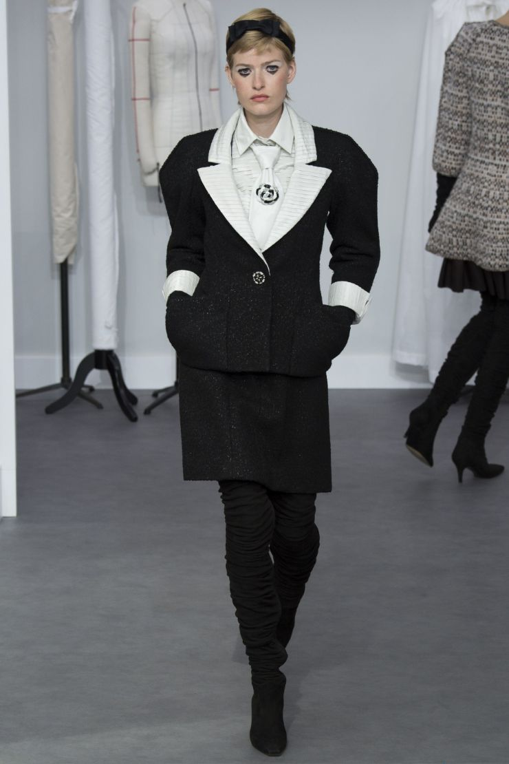 Chanel Haute Couture FW 2016 Paris (35)