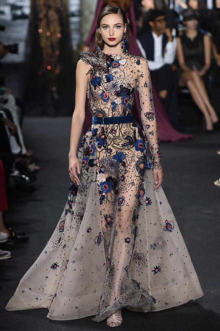 Elie Saab Haute Couture FW 2016 Paris (38)