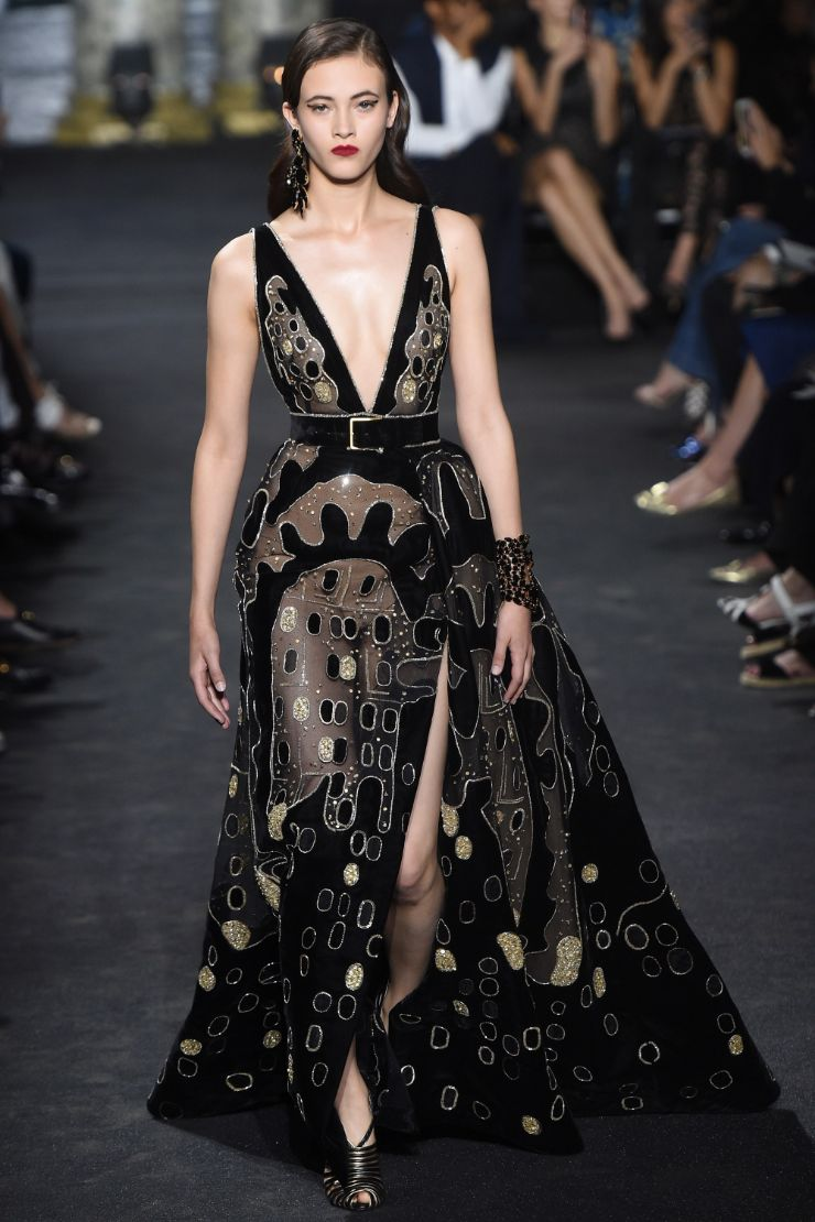Elie Saab Haute Couture FW 2016 Paris (4)