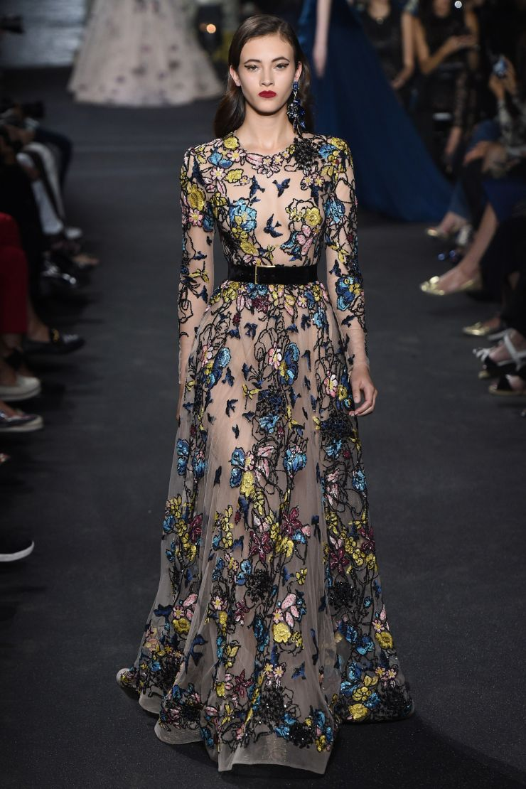Elie Saab Haute Couture FW 2016 Paris (42)
