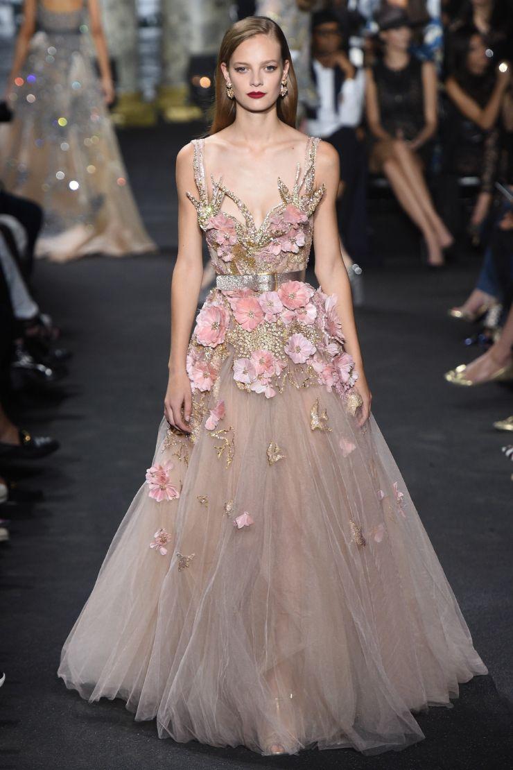 Elie Saab Haute Couture FW 2016 Paris (53)