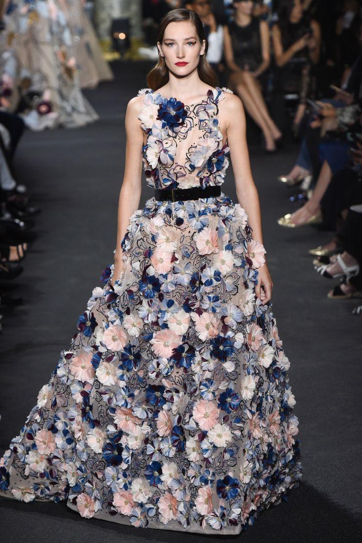 Elie Saab Haute Couture FW 2016 Paris (54)
