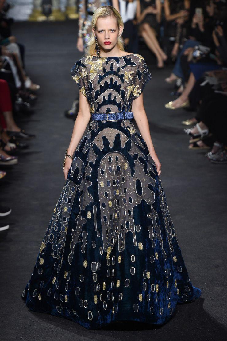 Elie Saab Haute Couture FW 2016 Paris (7)