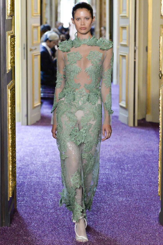 Francesco Scognamiglio Haute Couture FW 2016 Paris (12)