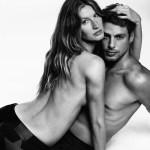 Givenchy Jeans F/W 16.17 ft. Gisele Bundchen & Caua Reymond