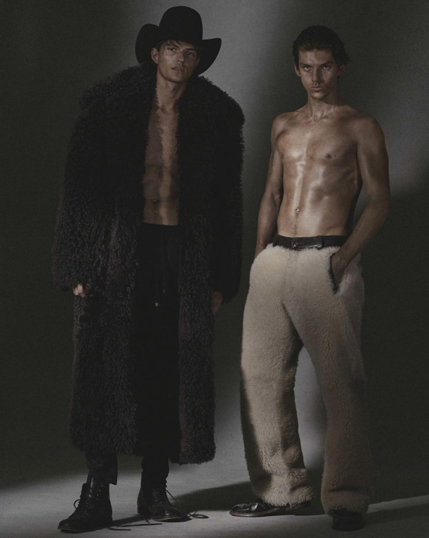 Guerrino Santulliana & Miles Hurley by Derek Henderson (10)