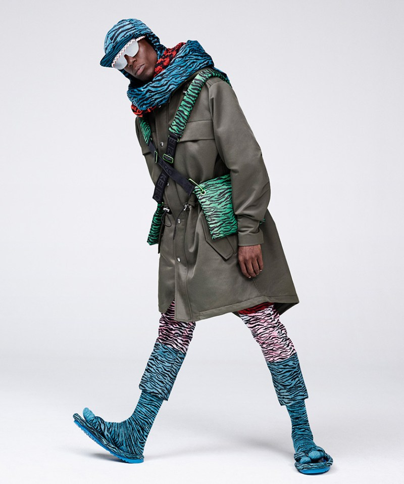 H&M x KENZO Preview (2)