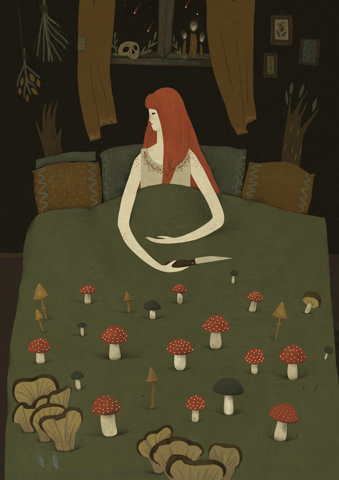 Illustrations by Alexandra Dvornikova (6)