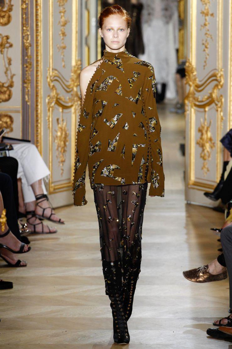 J. Mendel Haute Couture FW 2016 Paris (19)