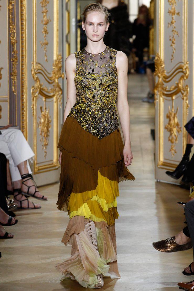 J. Mendel Haute Couture FW 2016 Paris (24)
