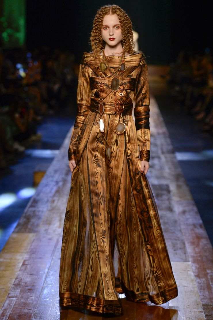 Jean Paul Gaultier Haute Couture FW 2016 Paris (3)