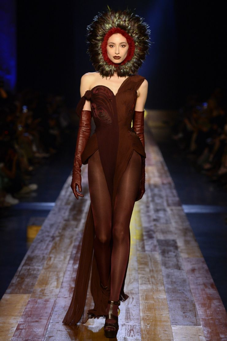 Jean Paul Gaultier Haute Couture FW 2016 Paris (41)