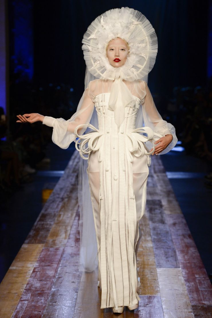 Jean Paul Gaultier Haute Couture FW 2016 Paris (58)