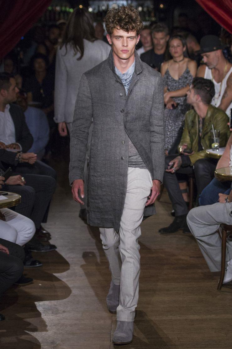 John Varvatos Menswear SS 2017 NYFW (12)