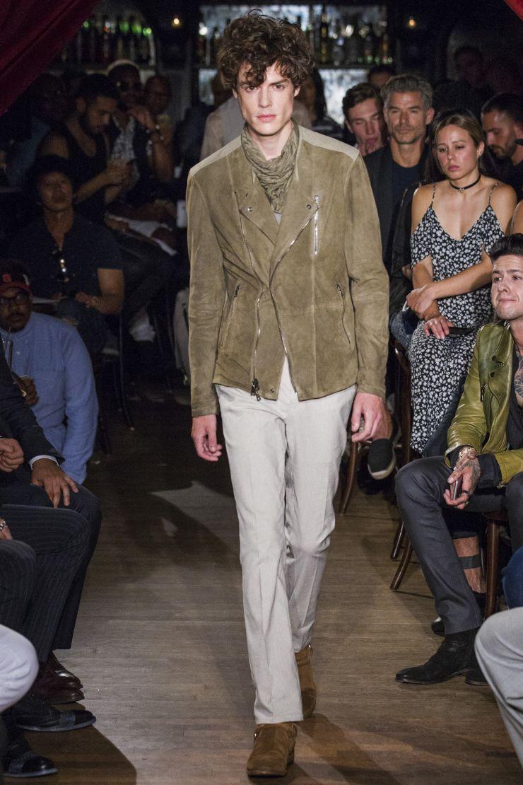 John Varvatos Menswear SS 2017 NYFW (16)