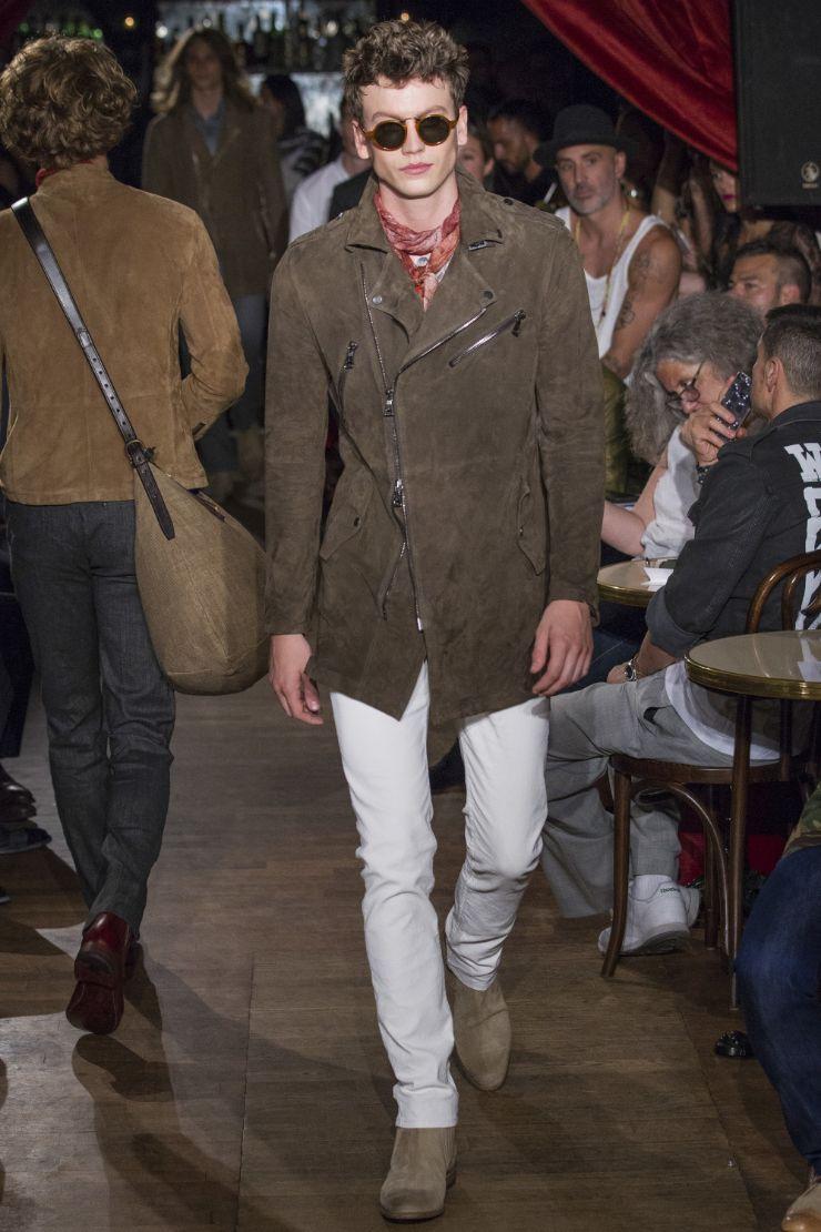 John Varvatos Menswear SS 2017 NYFW (20)