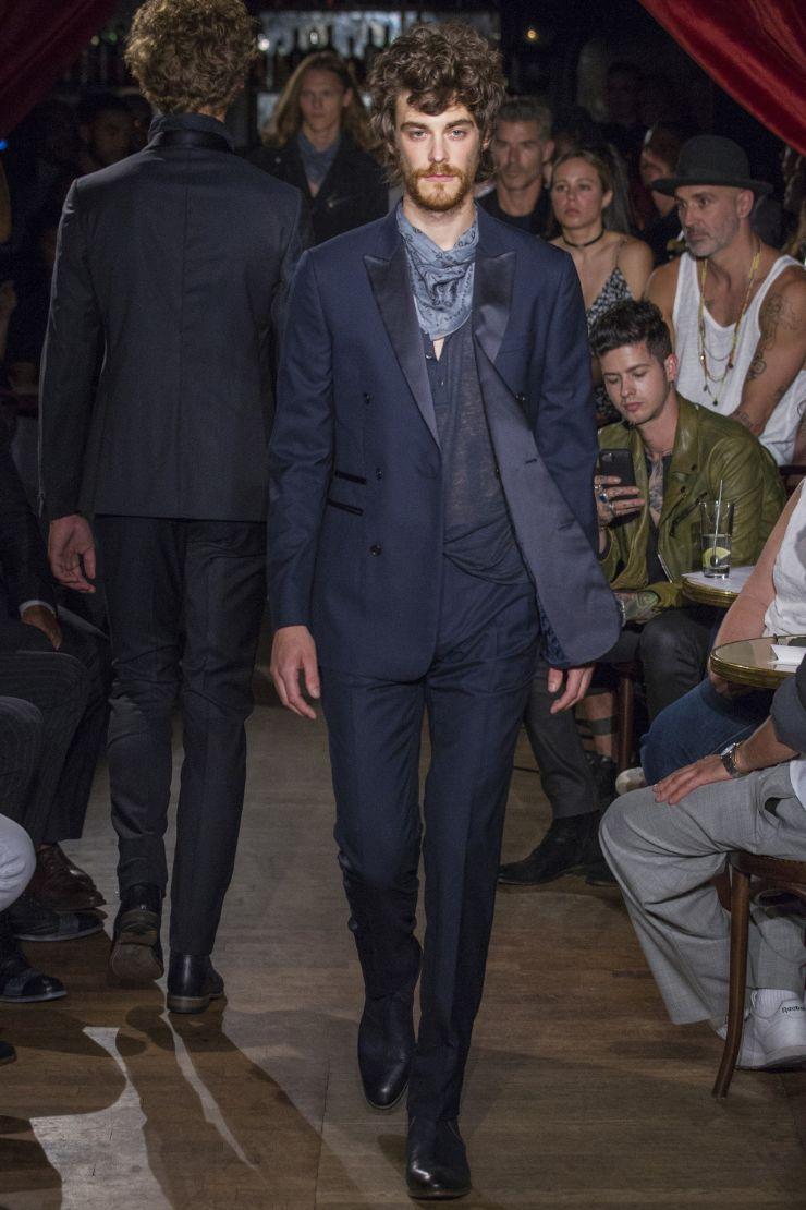 John Varvatos Menswear SS 2017 NYFW (32)