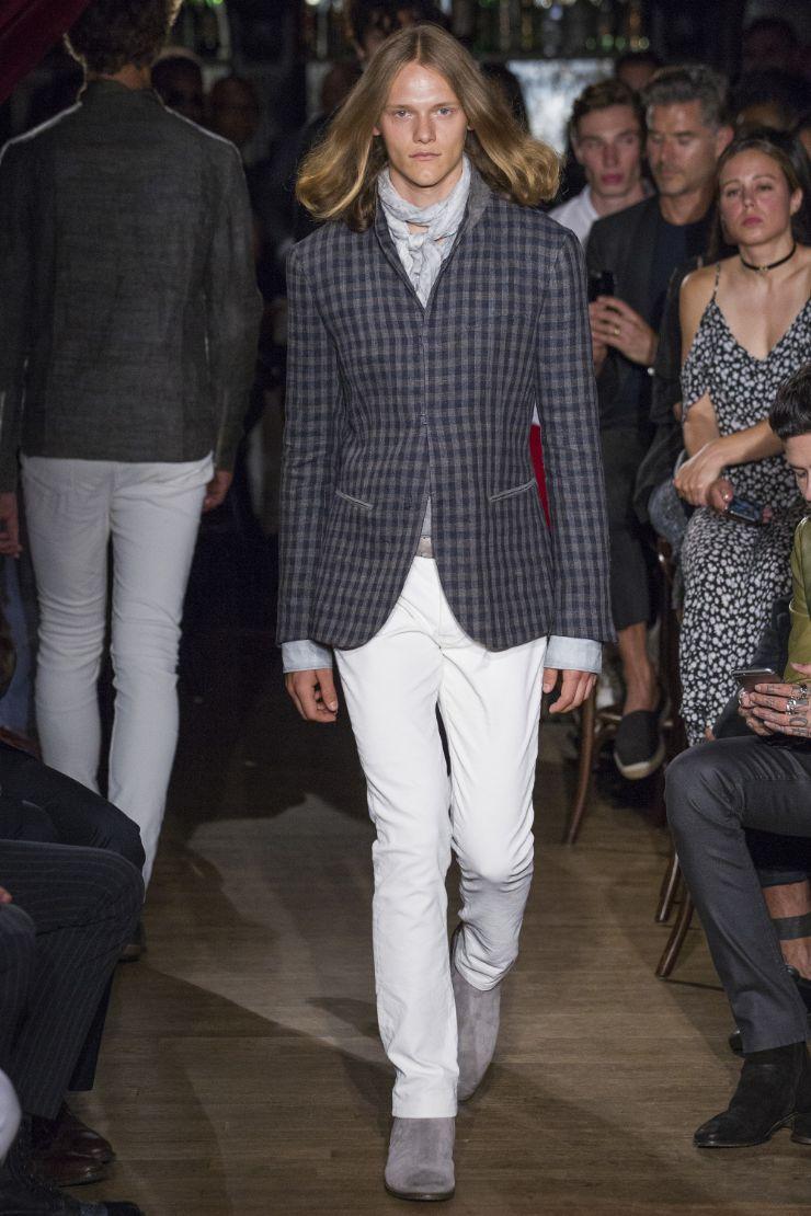 John Varvatos Menswear SS 2017 NYFW (9)
