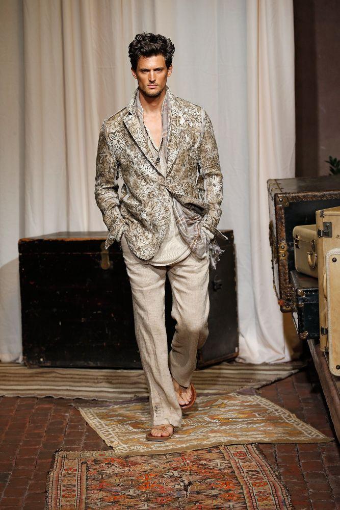 Joseph Abboud Menswear SS 2017 NYFW (23)