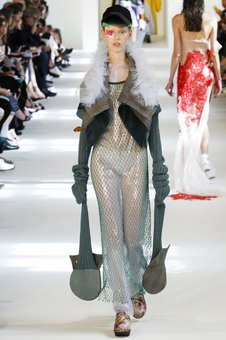Maison Margiela Haute Couture FW 2016 Paris (19)