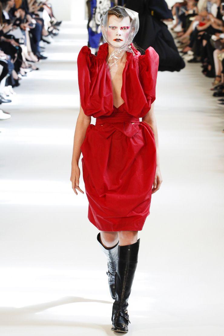 Maison Margiela Haute Couture FW 2016 Paris (5)