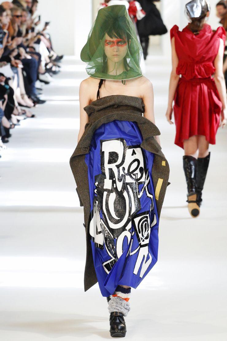 Maison Margiela Haute Couture FW 2016 Paris (6)