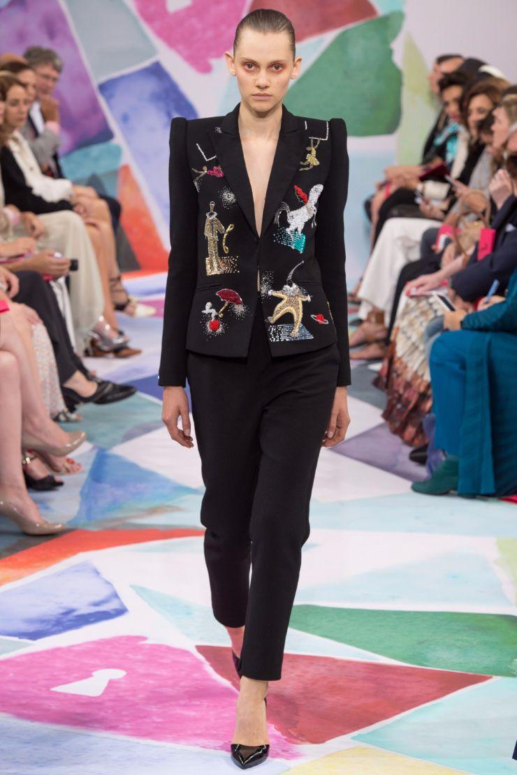 Schiaparelli Haute Couture FW 2016 Paris (19)