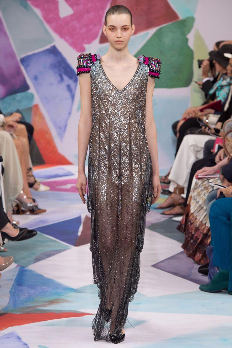 Schiaparelli Haute Couture FW 2016 Paris (25)
