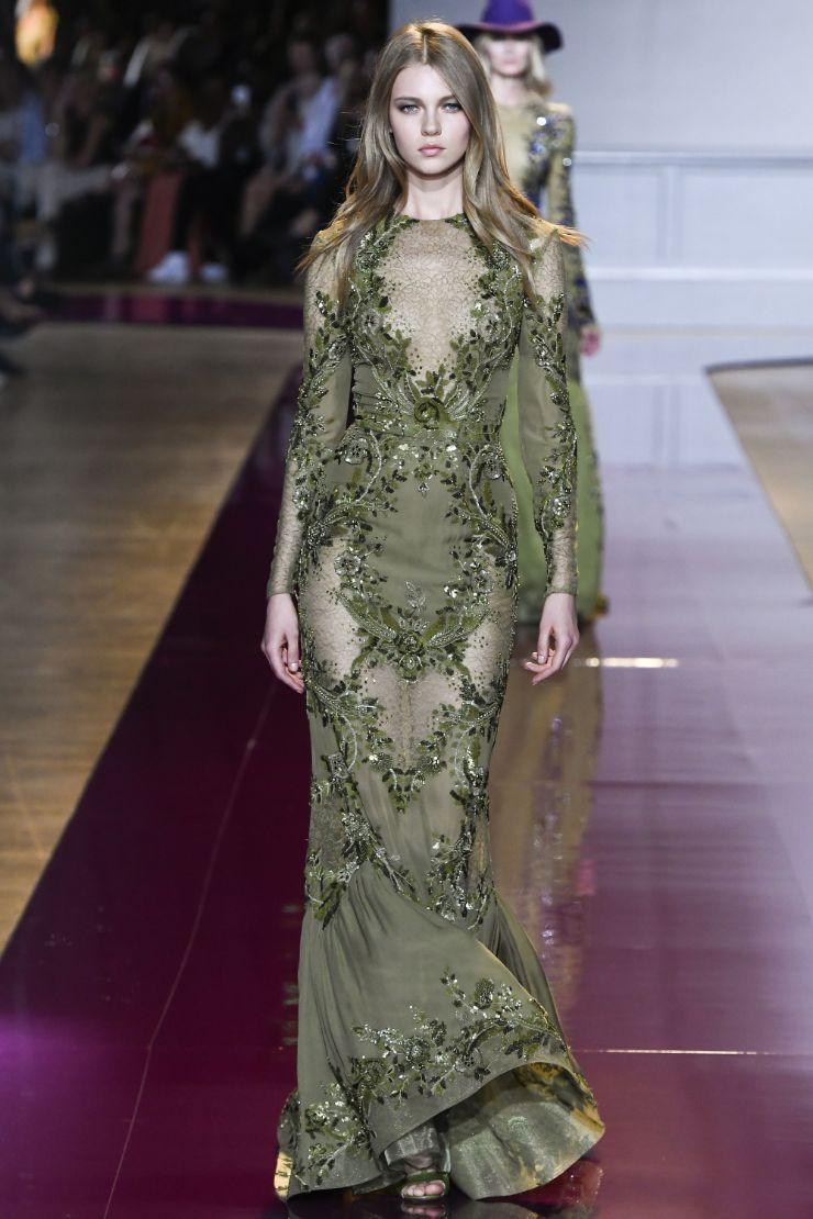 Zuhair Murad Haute Couture FW 2016 Paris (32)