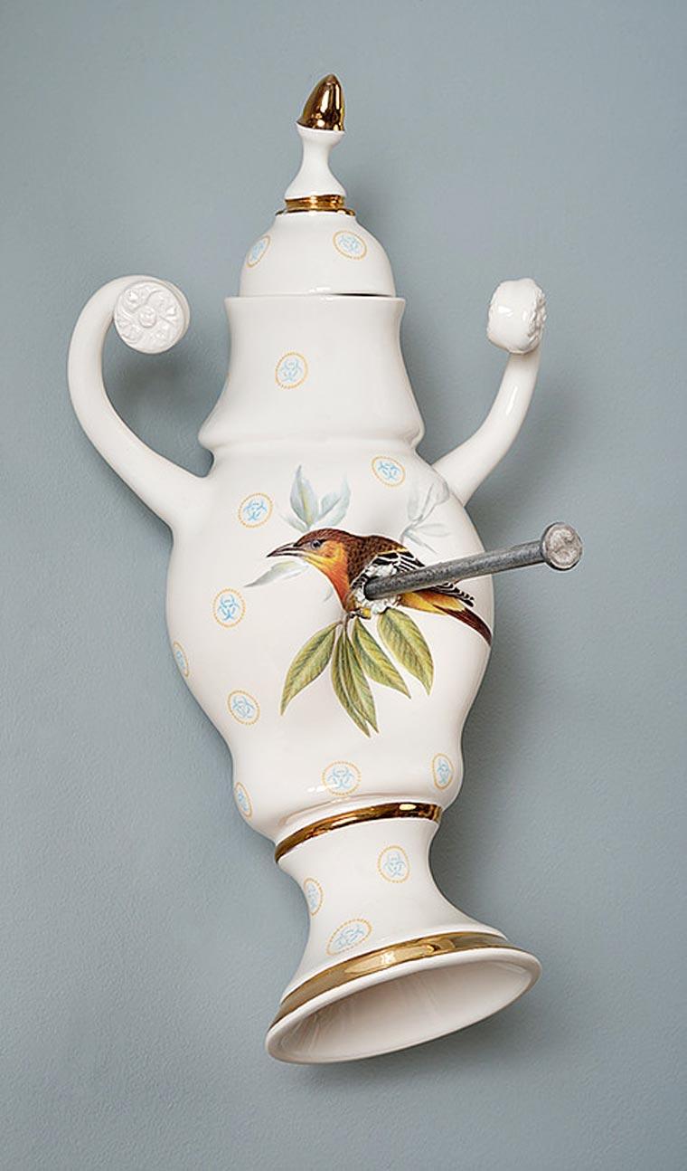 Abused Porcelain by Laurent Craste (1)