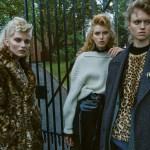 Lulu Leika, Frida Westerlund & Signe Lund Jensen by Johnny Kangasniemi