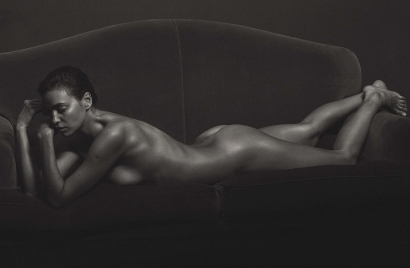 Irina Shayk by Mario Sorrenti (7)