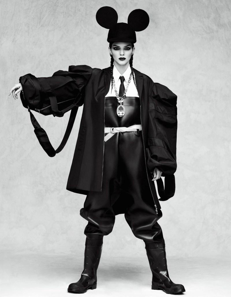 Kendall Jenner by Luigi Murenu & Iango Henzi (3)