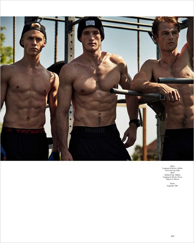 Louren Groenewald, Oliver Stummvoll, Ryan Tift, & Thorben Gärtner by Oscar Falk (17)