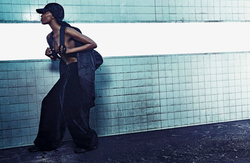 Naomi Campbell by Francesco Carrozzini (7)