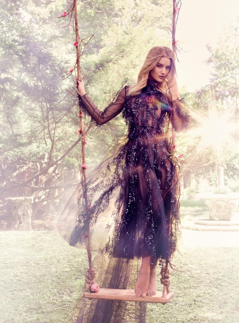 Rosie Huntington Whiteley by Alexi Lubomirski  (3)
