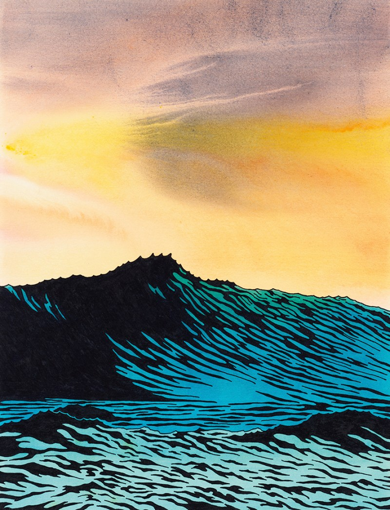 Surf's Up by Ken Price (5)