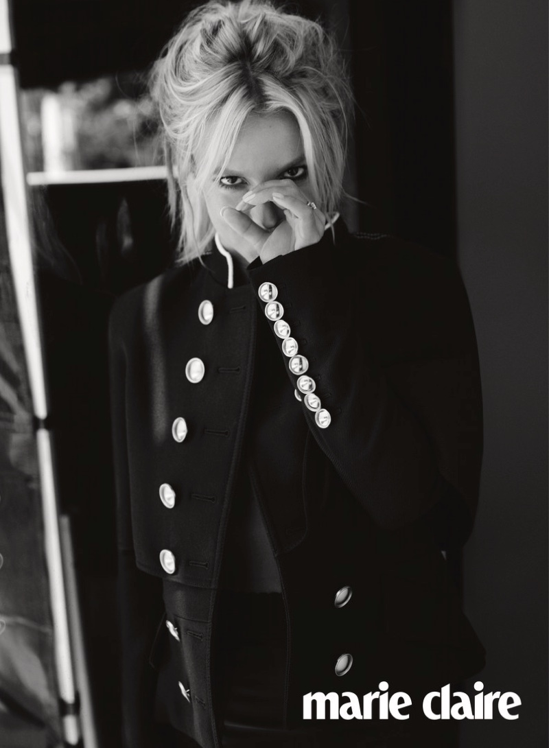 Britney Spears by David Roemer (2)