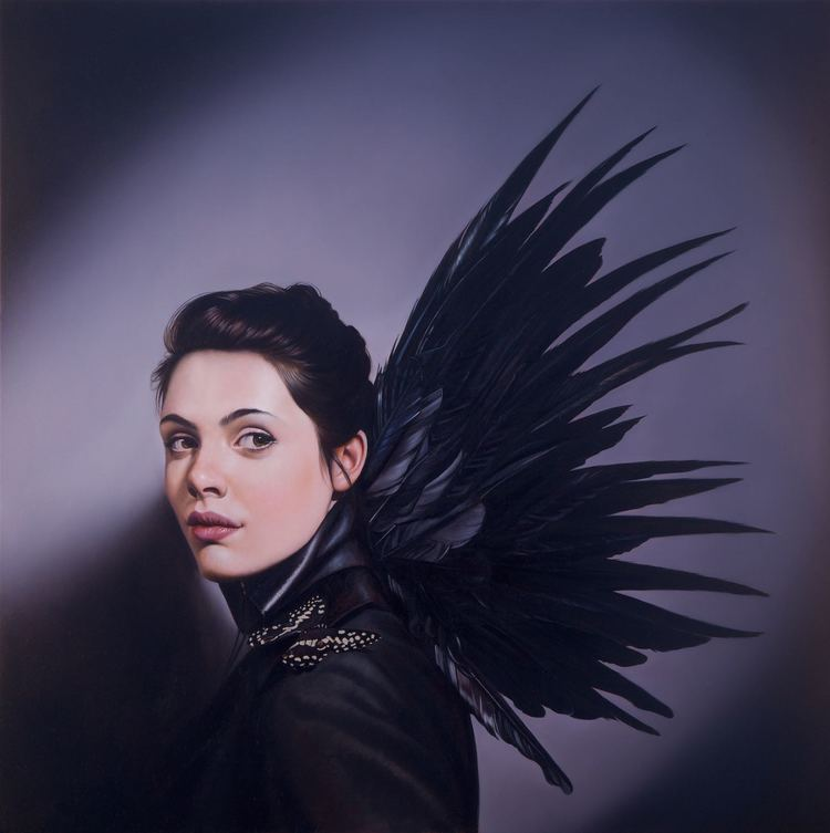 Portrait Paintings by Mary Jane Ansell (2)