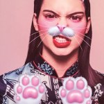 Kendall Jenner by Phil Poynter